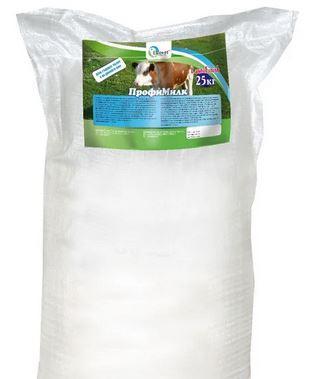 Профимилк Лактофиниш для телят выд 60дней, 25кг