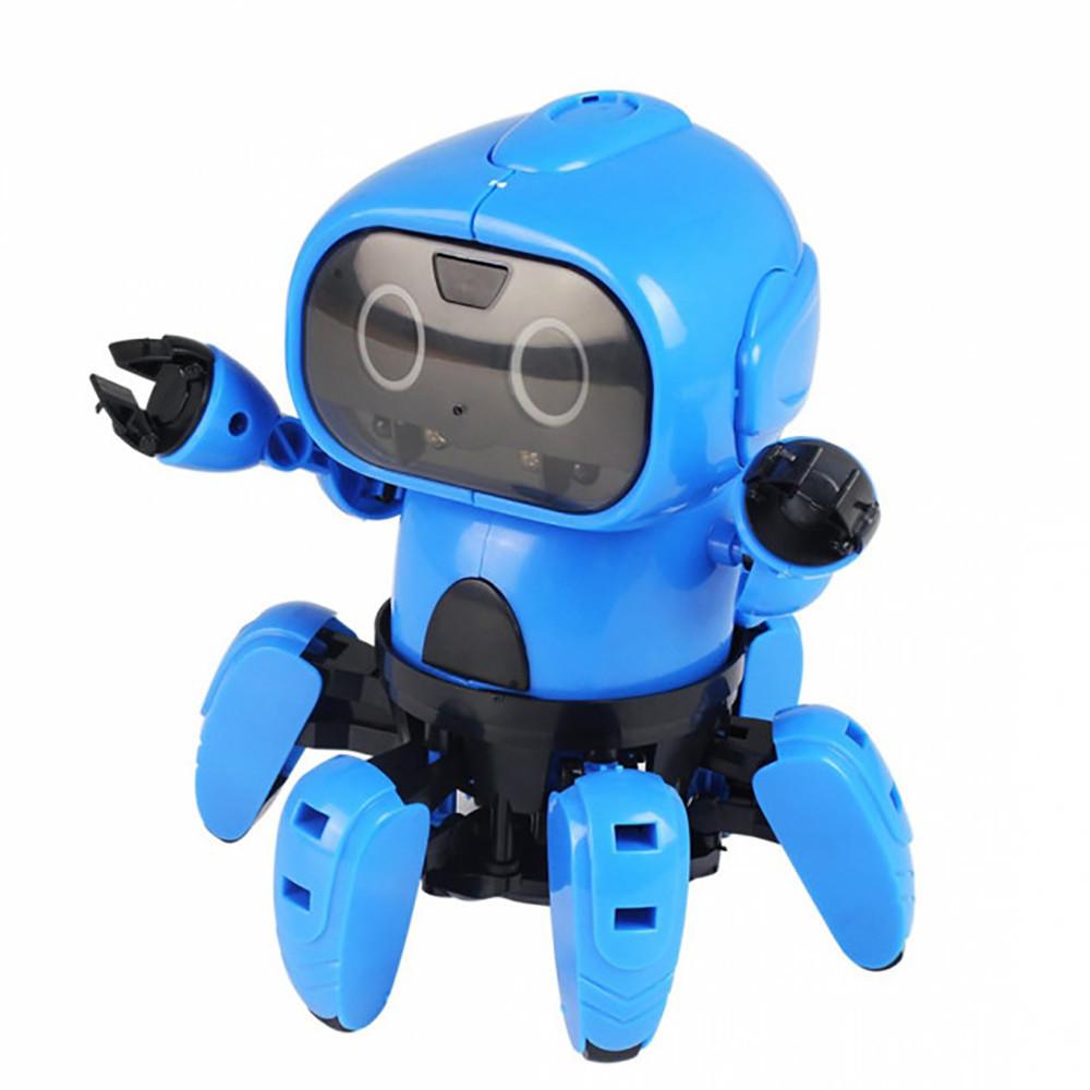 Интерактивный разумный робот-конструктор