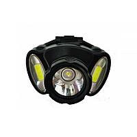 Налобный фонарь Bailong Police BL-C936 USB