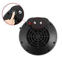 Портативный электрический обогреватель Warm air Blower тепловентилятор 900Вт