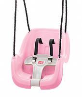 Підвісна гойдалка для малят рожева Step2