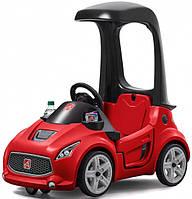 Детская машина-каталка Step 2 Turbo Coupe Foot-to-Floor Детская машина-каталка Step 2 Turbo Coupe