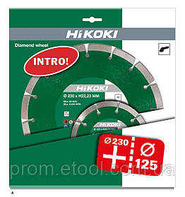 37 Диски ЕРС торговой марки Hikoki для профессиональных циркулярных пил (новинки 2019 года)