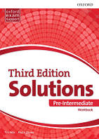 Solutions Pre-Intermediate 3rd edition (Third edition) Workbook