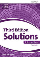 Solutions Intermediate 3rd edition (Third edition) Workbook