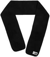 Мужской шарф The North Face (ориг.бирка) черный с белым