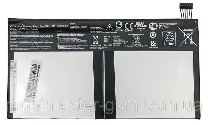 Аккумулятор C12N1320 Asus T100TAM Transformer Book, фото 2