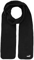 Мужской шарф Puma (ориг.бирка) черный