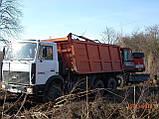 Вивіз будівельного сміття Камаз, фото 2
