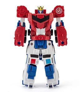 Робот-трансформер Праймстронг 2в1 Оптимус Прайм и Стронгарм, Роботы под прикрытием