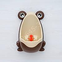 Детский тренировочный писсуар Лягушка для мальчиков