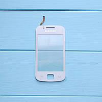 Сенсорный экран Samsung S5660 белый
