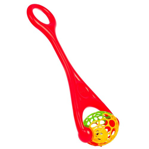 Моя первая Каталка-мяч (красная), BeBeLino        58101