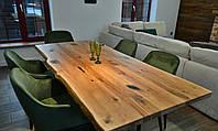 Стол LNK loft из натурального дерева 2000*600*750, фото 1