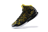Мужские кроссовки UNDER ARMOUR CURRY ONE All-Star (Black/Yellow), фото 1