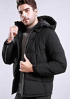 Пуховик куртка мужской черный Tommy размер 44, 46, 48, 50.
