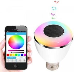 Лампа колонка с Bluetooth YY-008 Лампа колонка с Bluetooth YY-008, фото 2