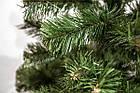 Новорічна ялинка штучна сосна з підставкою (ПВХ) різдвяна ялина, фото 3