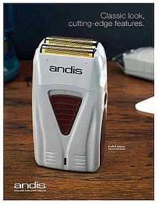 Andis Shaver Profoil Lithium Titanium Foil - Бритва