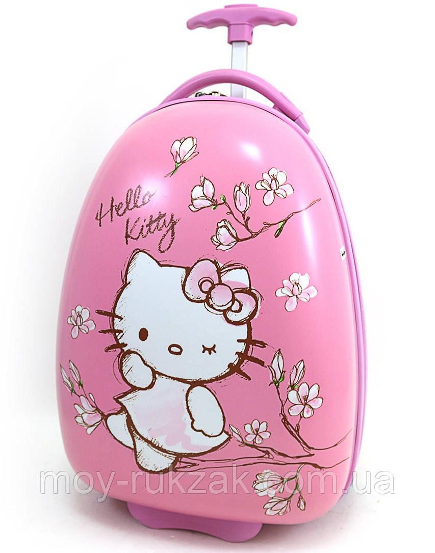 "Детский чемодан на колесах ""Josef Otten"" Хелло Китти, Hello Kitty-2"
