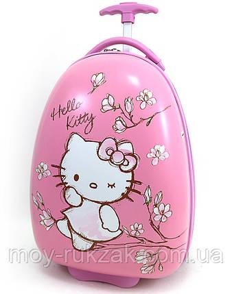 "Детский чемодан на колесах ""Josef Otten"" Хелло Китти, Hello Kitty-2, фото 2"