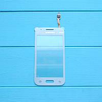 Сенсорный экран для Samsung G318 Galaxy Ace 4 Neo Белый