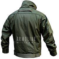 """Куртка тактическая """"SHTORM"""" OLIVE, фото 2"""