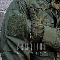 """Куртка тактическая """"SHTORM"""" OLIVE, фото 5"""