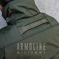 """Куртка тактическая """"SHTORM"""" OLIVE, фото 3"""