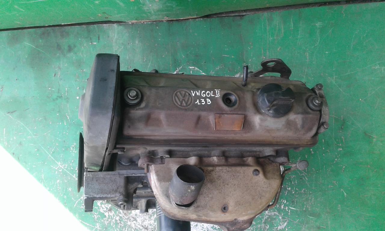 Б/У Блок Двигателя Volkswagen Golf II, Jetta, Polo, 1.3 B, 846 95 444X, 030 103 373 B,