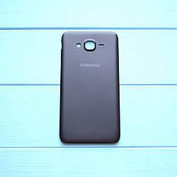 Задняя панель корпуса для Samsung Galaxy J7 J700 DUOS Black