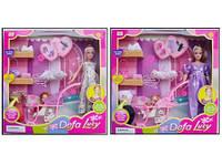 "Кукла беременная ""Defa Lucy"" 8049"