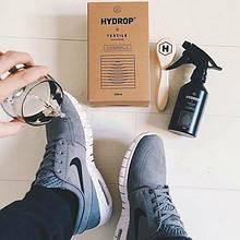 Водоотталкивающий спрей для обуви HYDROP TEXTILE