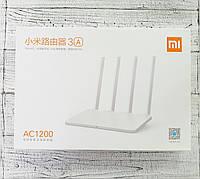 Беспроводной маршрутизатор Xiaomi Mi WiFi Router 3A (AC1200)