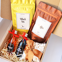 Подарочный набор SweetBox Dark gold, фото 1