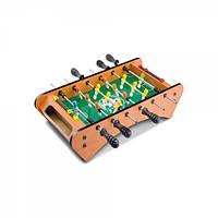 Футбол 1069A деревянныйна штангах