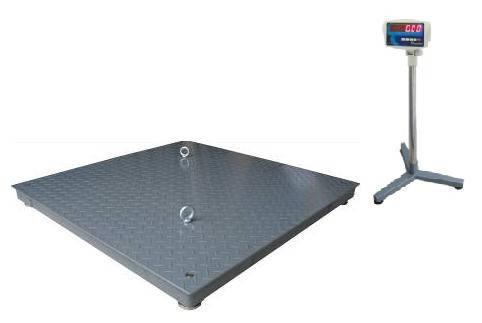 Весы платформенные СНК-1000Н500 CERTUS® Hercules, фото 2