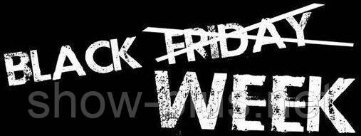 Black Week! 2019 - Все серьёзно! Скидки до 45%