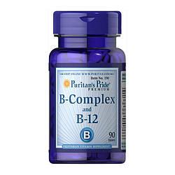 PsP Vitamin B-Complex and Vitamin B-12 - 90 таб