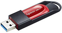Модуль FD 64GB APACER AH25A (AP64GAH25AB-1) USB 3.0, Black, пластик, (59.1 x 19 x 9.3), 8г