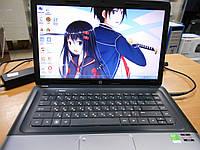 Ноутбук HP 655 15,6 AMD 1,4 GHz два ядра 4Gb DDR3