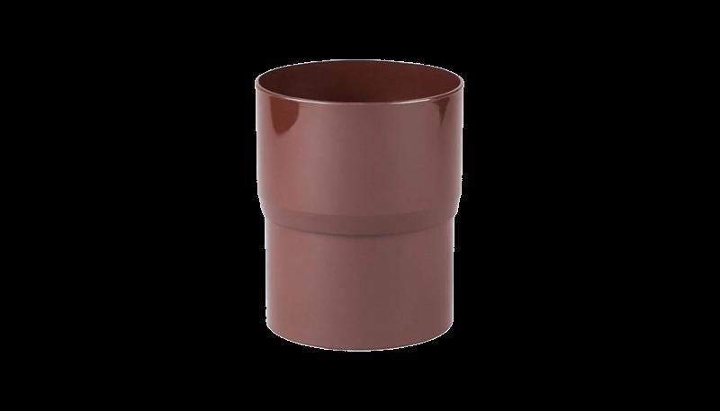 Соединитель водосточной трубы 90/75  Profil