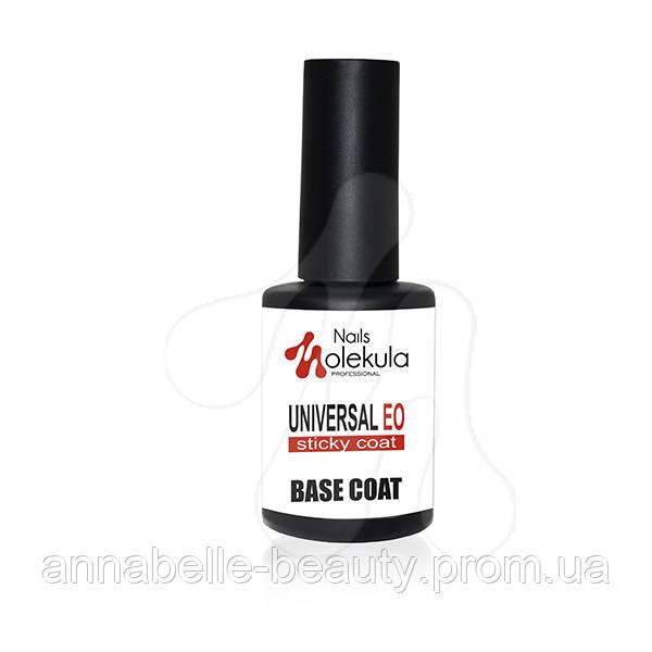 Molekula Base Coat Universal EO 12мл - База универсальная