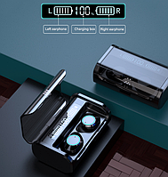 Беспроводные сенсорные наушники AirPlus Pro TWS G06 вакуумные c кейсом Power bank 4000mah