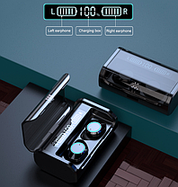 Беспроводные вакуумные наушники AirPro G06 + Power Bank, фото 2