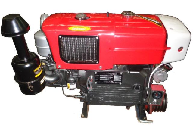 Двигатель дизельный  ДД195ВЭ (12 л.с.)