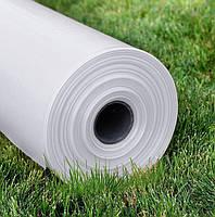 Плёнка ПЭ 60 мк, рукав 1,5м, общая ширина 3м, длина 100м Белая, пленка для теплиц и парников