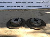Задние  тормозные блины ,диски   Volkswagen Passat CC, фото 1