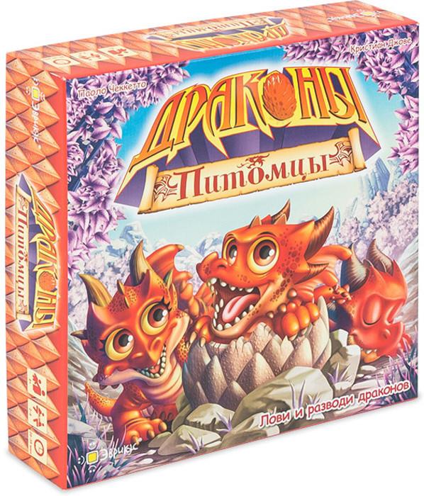 Настольная игра Драконы-питомцы (Dragon Pets)