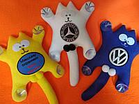 Подарок Кот Саймона игрушка в автомобиль по мотивам сериала Simon's Cat, фото 1